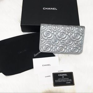 {CHANEL} Add'l Pictures for Chanel Chrystal WOC